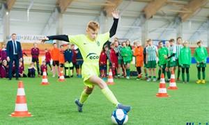 Wellkid lygos šventiniai turnyrai vainikavo vaikų futbolo sezoną