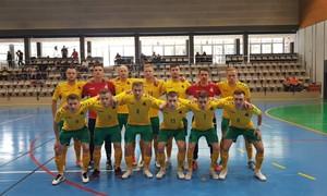 Lietuvos rinktinė pasiekė revanšą prieš Andorą