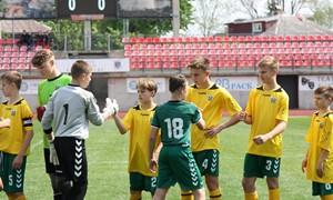 Lietuvos regionų pirmenybių U-15 komanda startuos penktadienį