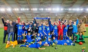 Vilniaus BFA komanda tapo Lietuvos čempione
