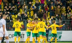 Lietuviai sužais draugiškas rungtynes su Kazachstano rinktine