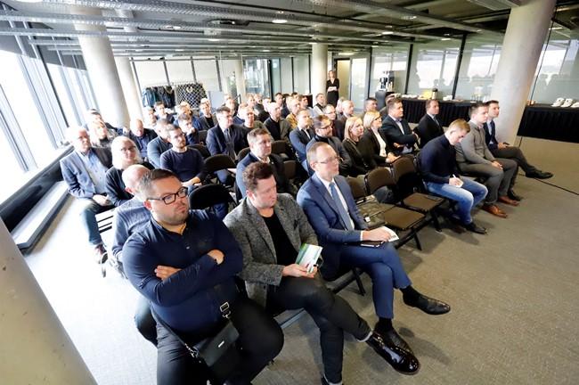Kaune futbolo bendruomenė dalijosi savo patirtimi bei laimėjimais
