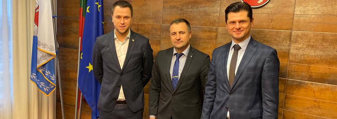 Federacijos vadovai susitiko su policijos generaliniu komisaru