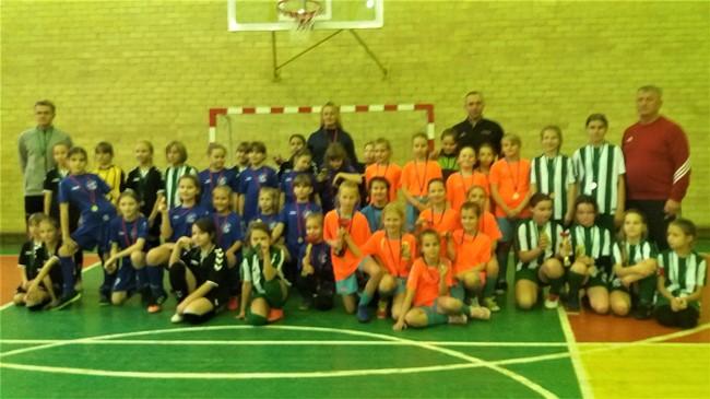 2009 metais gimusios mergaitėms šėlo turnyre Šventupėje
