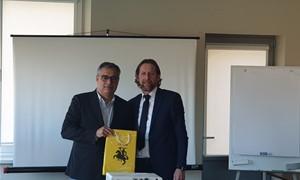 Vienas iš Portugalijos futbolo vadovų dalijosi patirtimi su Lietuvos specialistais