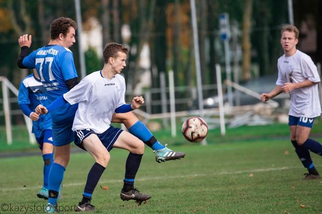 Pradėta registracija į 2020 m. Jaunimo futbolo 11×11 formato varžybas