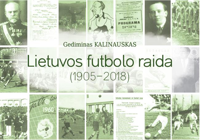 Įspūdingos apimties futbolo istorijos metraštis – skaitmeninėje erdvėje