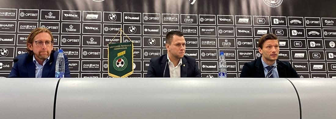 """Prie jaunimo rinktinės vairo stojantis M. Stankevičius: """"Noriu prisidėti prie pokyčių"""""""