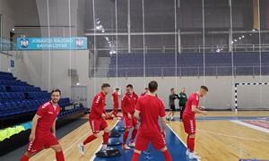J. Ryvkinas paskelbė galutinį Lietuvos futsal rinktinės žaidėjų sąrašą