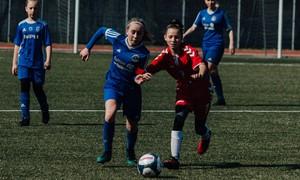 Prasidėjo registracija į moterų ir mergaičių futbolo varžybas