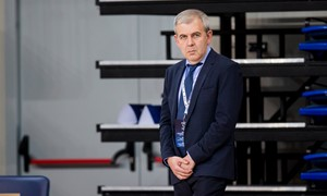 """J. Ryvkinas: """"Pasaulio čempionato pasiruošimui jau sudėliotas tiek planas B, tiek planas C"""""""