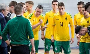Į Lietuvoje vyskiantį Pasaulio futsal čempionatą atvyks dar trys Pietų Amerikos rinktinės