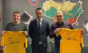 LFF efutbolo rinktinė iškovojo Baltic eCup!