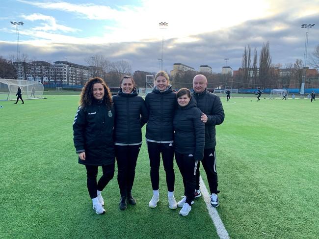 Lietuvos delegacija dalyvavo UEFA seminare apie elitinį moterų futbolą