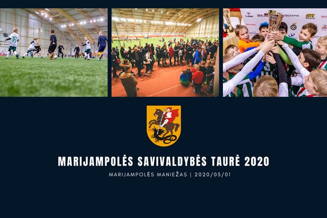 Marijampolė kviečia jaunuosius futbolo talentus