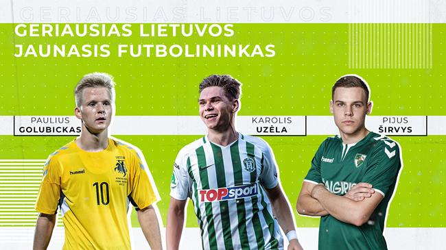 Geriausi Lietuvos jaunieji futbolininkai iš arti: ritualai, mėgstamiausios dainos  ir hipotetiniai klausimai