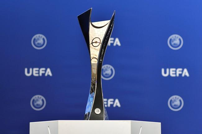 UEFA moterų čempionato atrankos turnyras perkeltas į kitus metus