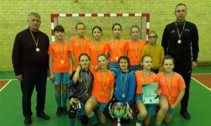 Ukmergės SC triumfavo LMFA Mergaičių mažojo futbolo čempionate