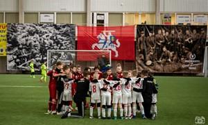 Vasario 16-osios proga Vilniuje vyko Prezidento Jono Žemaičio taurės turnyras