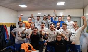 Paskutinį Optibet Futsal A lygos pusfinalio dalyvį išaiškino tik baudinių serija