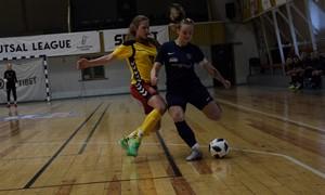 LMFA futsal čempionate paaiškėjo finalinio ketverto dalyvės