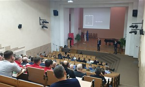 """Pirmieji šių metų """"Anderlecht"""" mokymai vyko Kaune"""