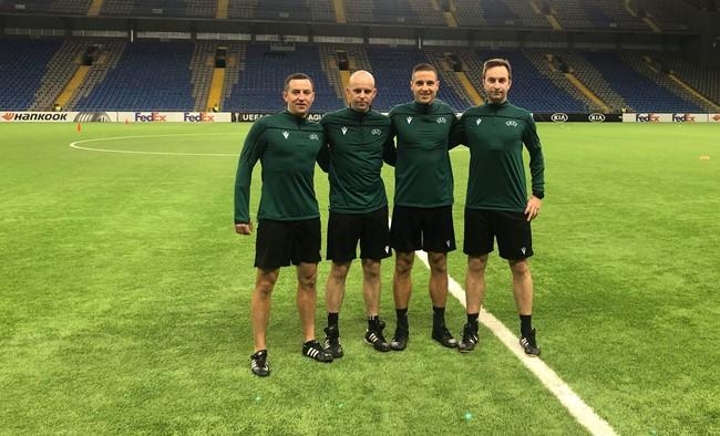 Koronavirusas jaukia Lietuvos teisėjų planus UEFA Jaunimo lygoje