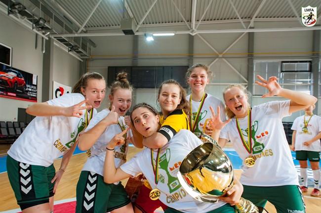 LMFA futsal čempionato finalinio ketverto atgarsiai