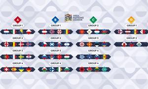 Tautų lygos grupės turnyrą pradės ir baigs rungtynėmis su Kazachstanu