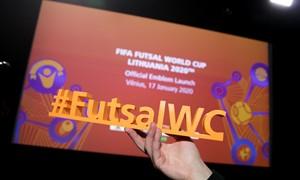 LFF kviečia savanorius tapti FIFA Futsal pasaulio čempionato dalimi