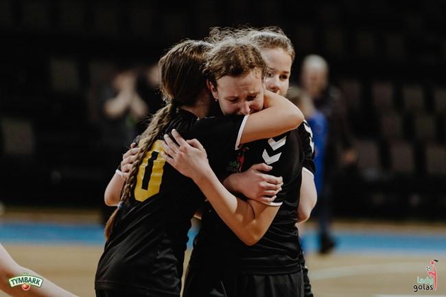 Dramatiškuose LadyGolo U14 superfinaluose - kovingos Rokiškio komandos staigmena