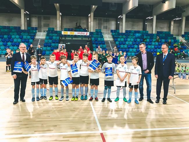 """""""Marijampolė City"""" U-10 komanda dalyvavo """"Wigry Cup 2020"""" Lenkijoje"""