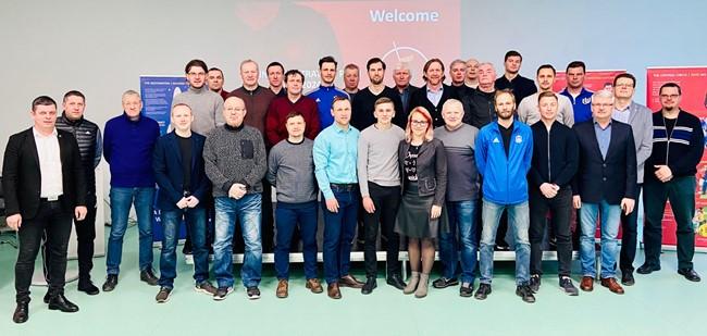 LFF pradėjo techninės strategijos sklaidą Lietuvos regionuose