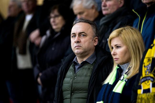 """J. Nevoina: """"Norėdami tobulinti A lygą – turime bendradarbiauti tiek su klubais, tiek su LFF"""""""