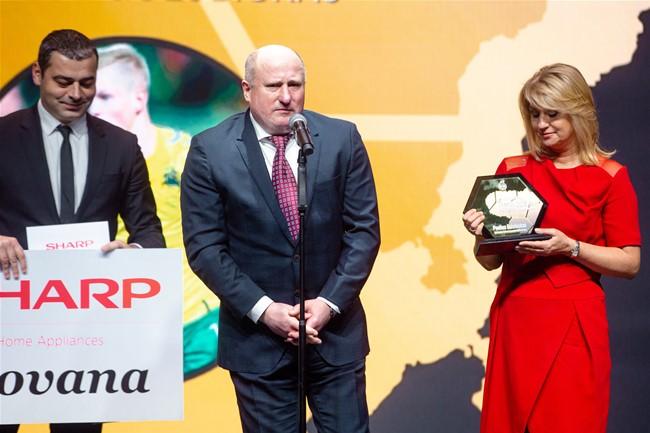 Išrinktas Alytaus apskrities futbolo federacijos prezidentas