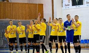 """D. Kančelskis: """"Mus pačius nustebino, kiek žmonių palaikė """"Šiaulių"""" futsal komandą"""""""