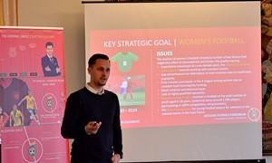 Lietuvos regionų pirmenybės – viena iš būsimų merginų futbolo raidos grandžių
