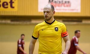 """A. Žarnovskis: """"Bekento"""" sprendimas pakenkė visam Lietuvos futsalui"""""""