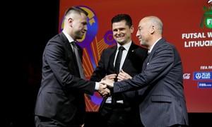 FIFA nusprendė pakeisti pasaulio salės futbolo čempionato pavadinimą
