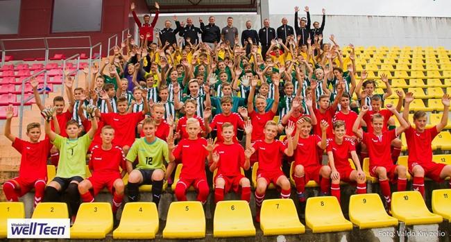 Lietuvos regionų pirmenybės šiemet sugrįš pakeitusios formatą