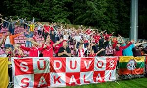 """V. Murauskas: """"Tikiu, kad pirmąsias rungtynes galės stebėti ir žiūrovai stadione"""""""