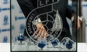 Hegelmann LFF taurės trečio etapo burtų traukimas – liepos 2 dieną
