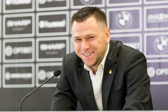 """E. Stankevičius: """"Talismano vardas atspindi salės futbolo unikalumą"""""""