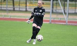 Atrask ją futbole: 30 klausimų Aušrinei Bikutei