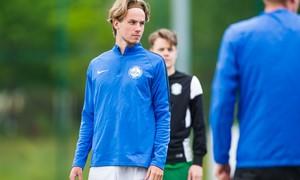 """JAV žaidžiantis saugas E. Lotužys: """"Jaučiu privilegiją galėdamas žaisti futbolą Lietuvoje"""""""