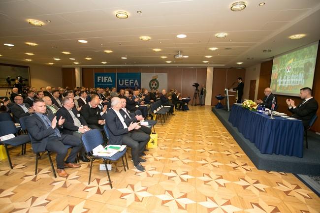Vykdomojo komiteto metu patvirtinta LFF eilinės konferencijos vieta ir darbotvarkė
