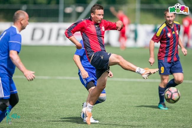 Kaune vyks veteranų pirmenybių lemiamos rungtynės