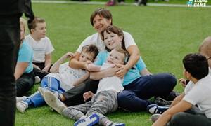 Pedagogus ir trenerius sutelks seminaras apie futbolą ypatingiems vaikams