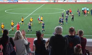 Įpusėjo Lietuvos moterų A lygos sezonas