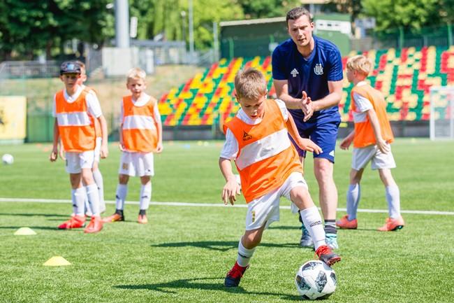 Jaunimo futbolo varžybas vykdys LVJUFA